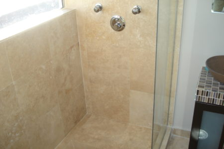 4 shower