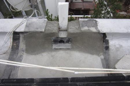 gutter waterproof 2