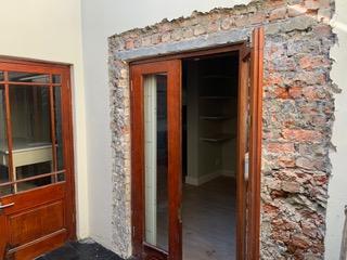 renovation, repairs, master, craftsmen, terrace, wooden, framed, door, brickwork, cape town, renovators